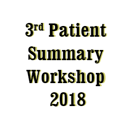 3rd Patient Summary Workshop