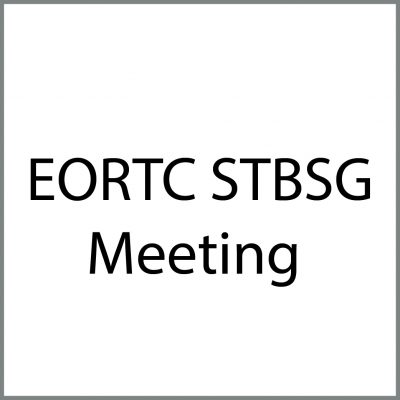 EORTC STBSG Meeting 2020