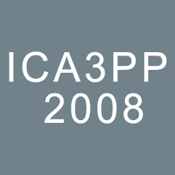 ICA3PP2008